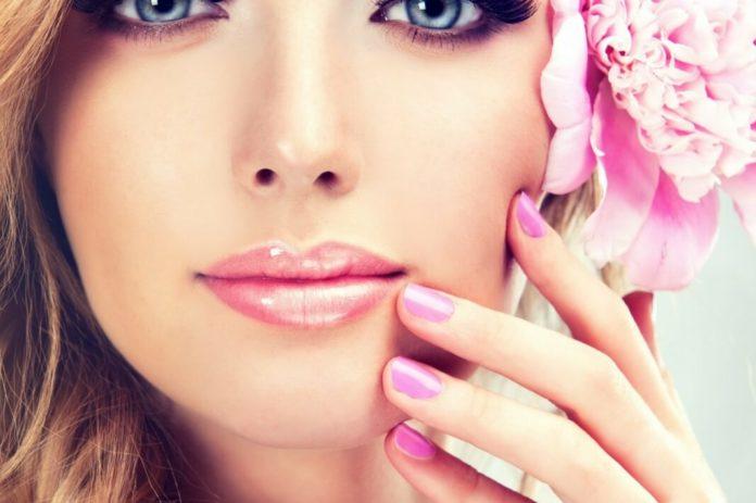 Фото лиц девушек красивых с макияжем