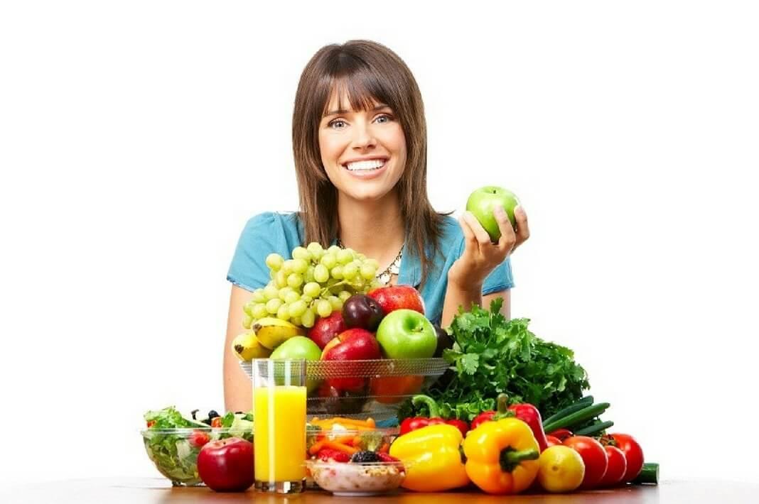программа правильного питания для похудения для женщин